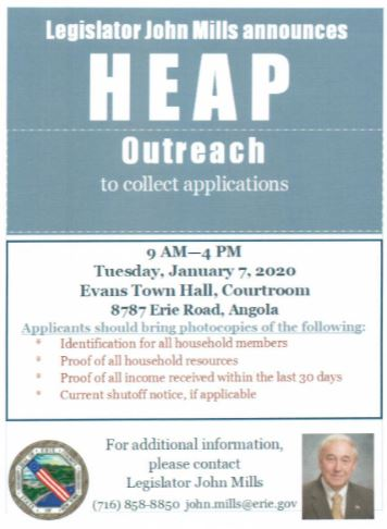 2019 20 HEAP Outreach