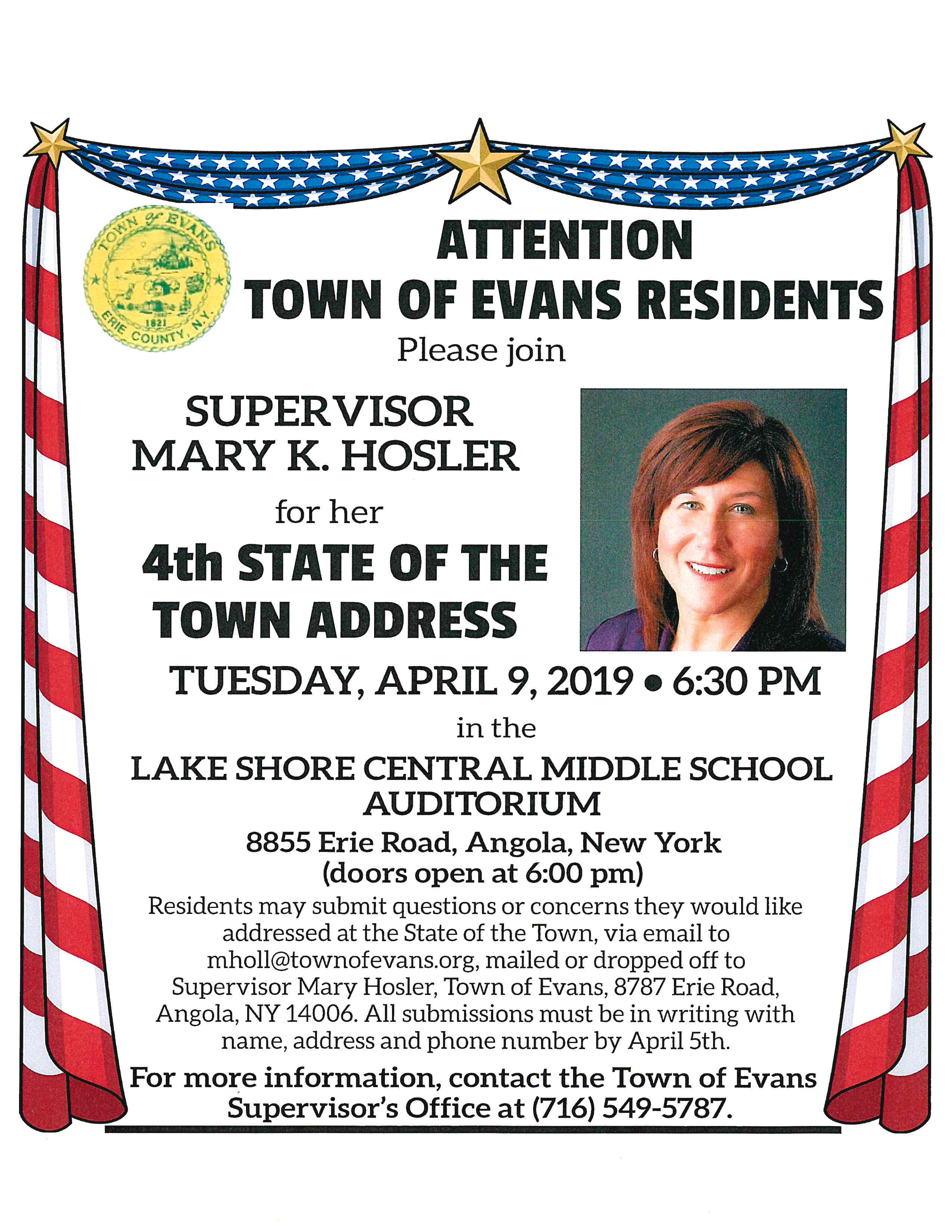 2019 State of the Town