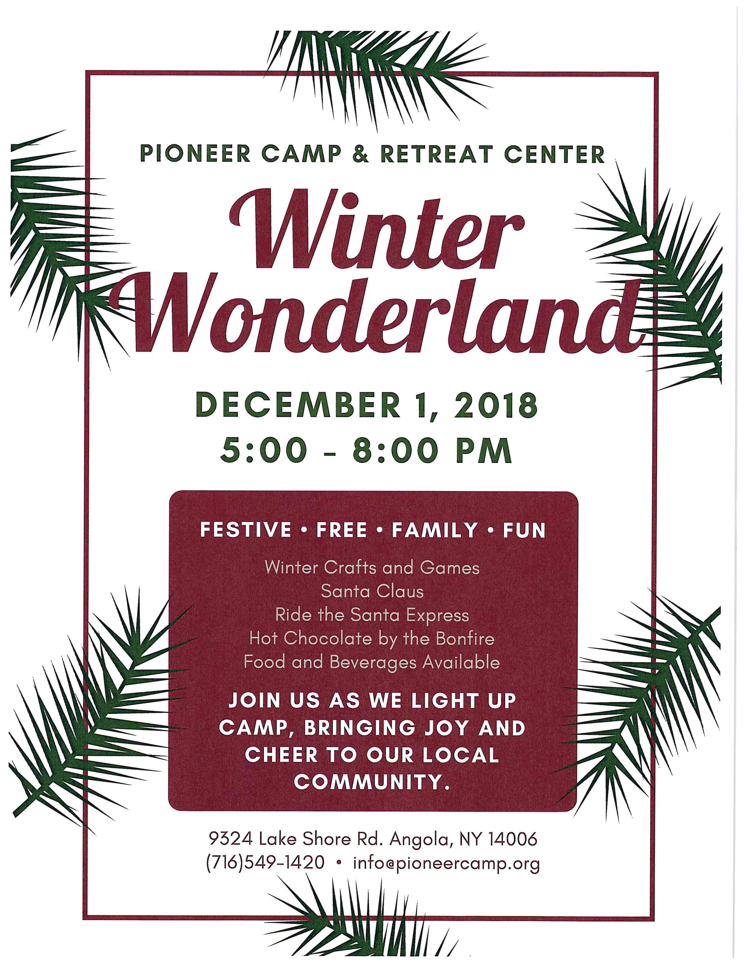 Winter Wonderland 2018 12 01
