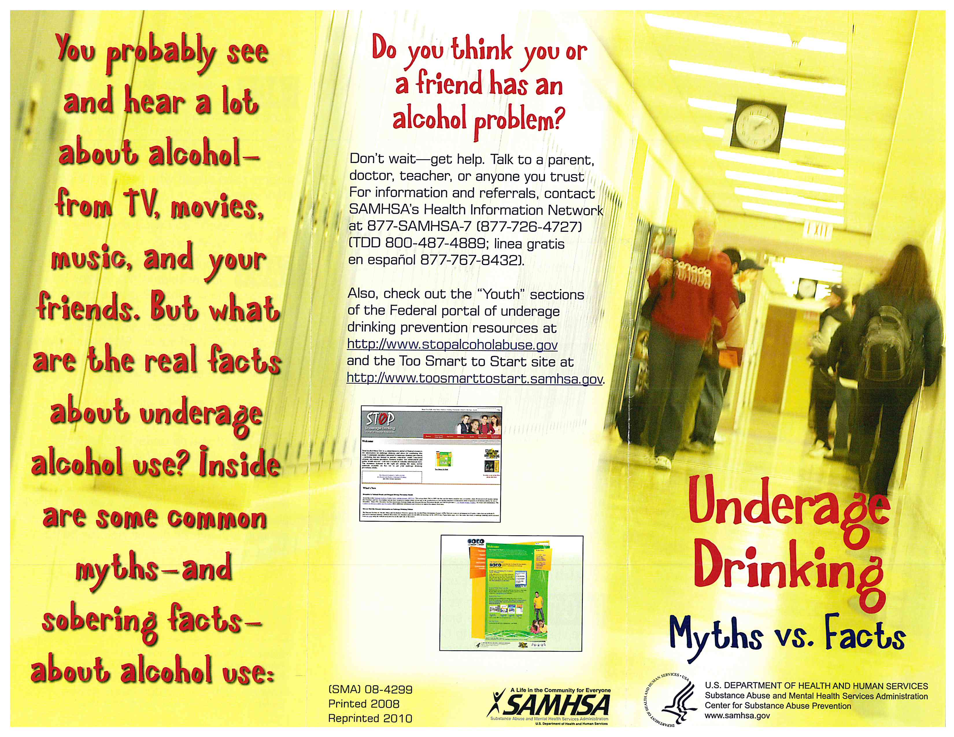 Underage Drinking Myths Facts 001 3
